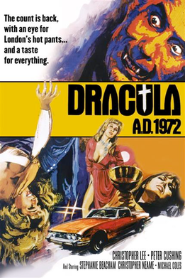 Classic Horror Nights! Dracula AD 1972